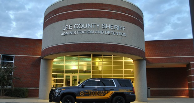 Alabama sheriff