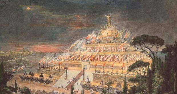 Hephaestion' Funeral