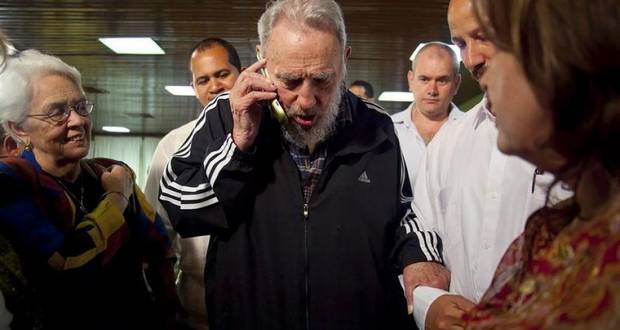 Pranking Castro