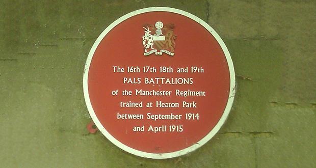 Pals battalions