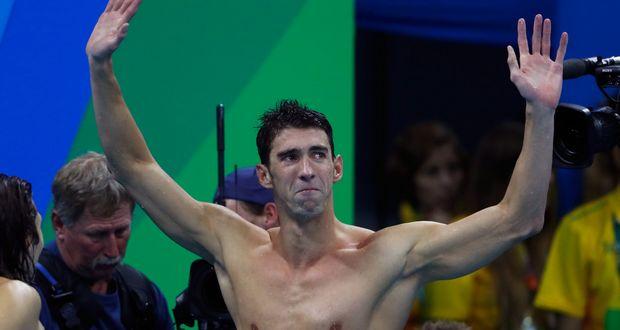 Michael Phelps' Diet