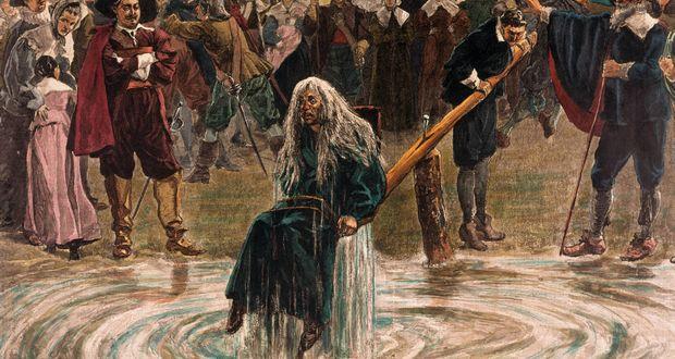 European Witches