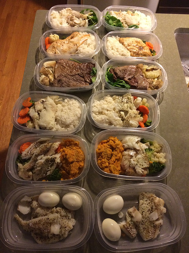 Dwayne Johnson's Diet