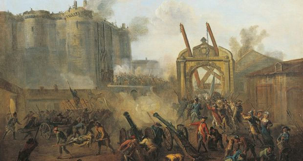 Bastille Storming