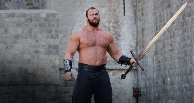 Thor Björnsson's Diet