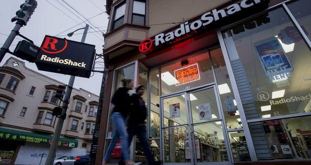 AutoZone vs Radio Shack