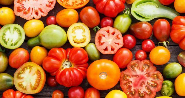 New World Vegetables