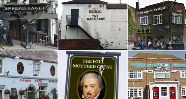 Pub Names