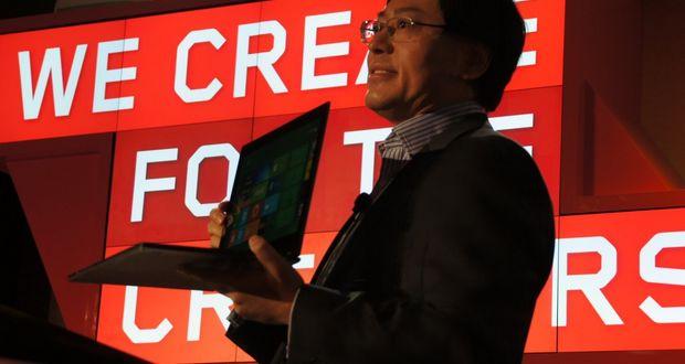 Lenovo CEO