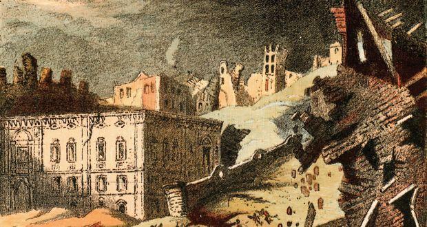 1755 Earthquake