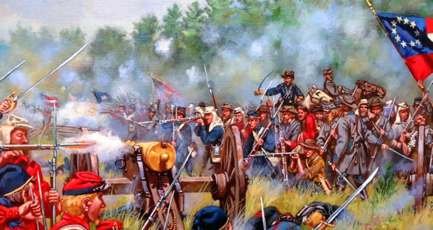Canadians in the American Civil War