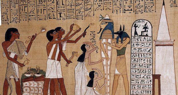 Egyptian Ceremony