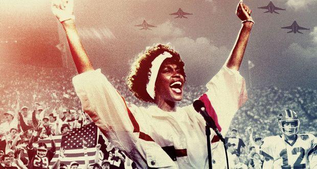 1991 Super Bowl Anthem