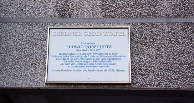 Hedwig Porschütz