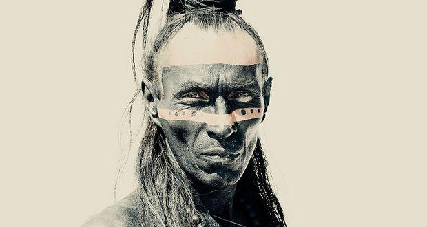 Catawba Warrior