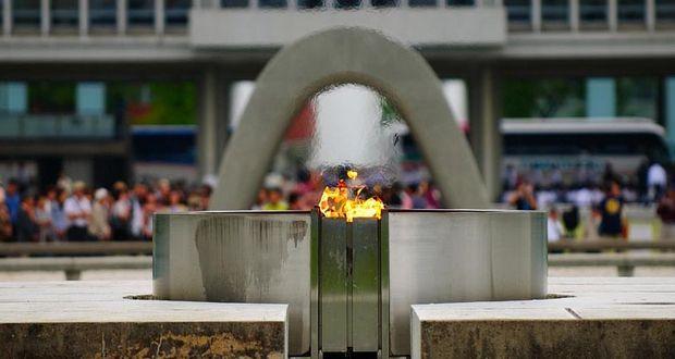 The Peace Flame