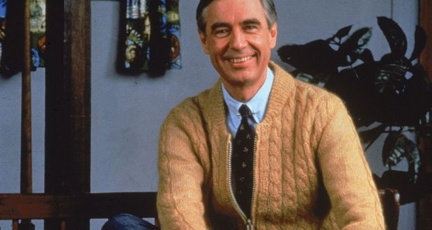 Mr. Rogers' Sweaters