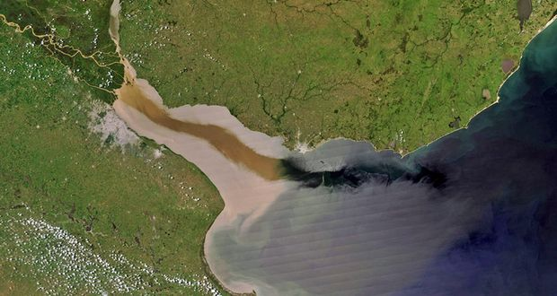 Saline Ocean