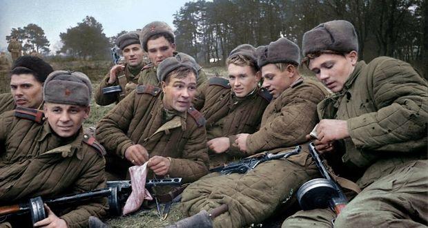 Soviet Men