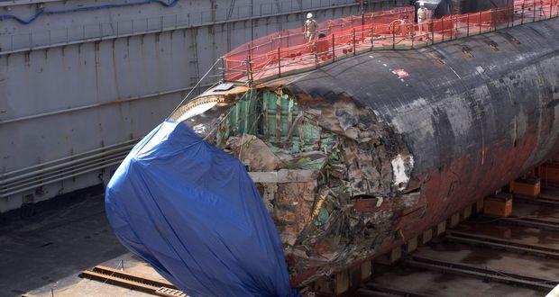 Submarines Collision