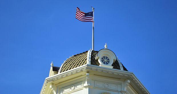 Disneyland Flag