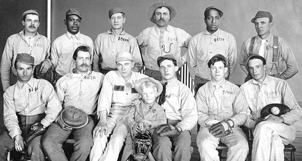 Wyoming State Penitentiary All Stars