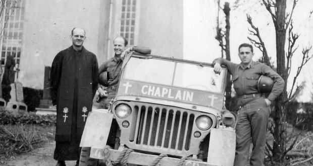 Battle of Bulge Chaplain