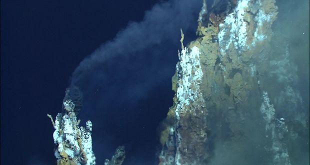 Deep-Sea Vents