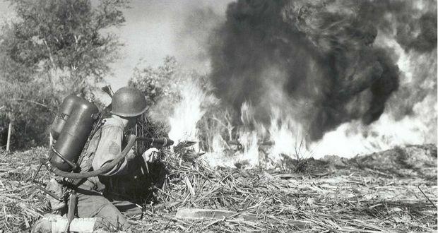 Flamethrower Operator