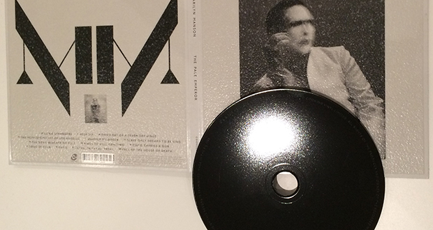 Marilyn Manson's PS1 Disc