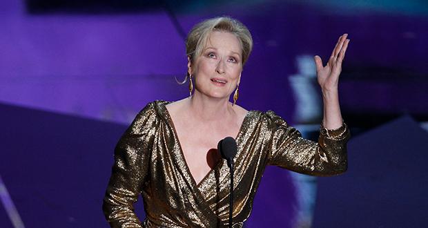 Julie Andrews Oscar Speech
