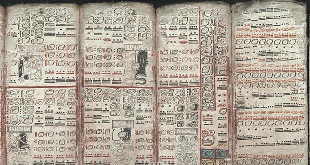 Mayan books
