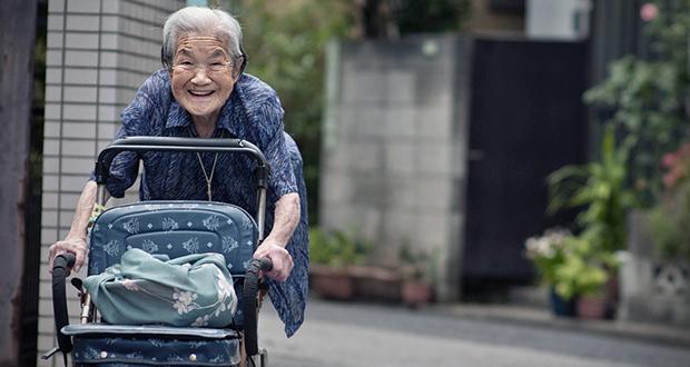 Elder Japanese
