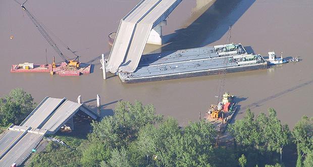 I-40 bridge disaster
