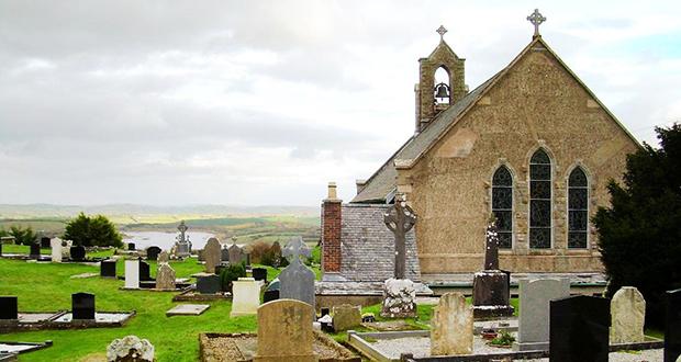 County Fermanagh church