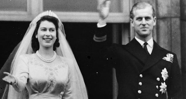 Prince Philip's Wedding