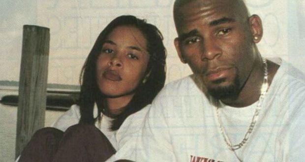 R Kelly & Aaliyah
