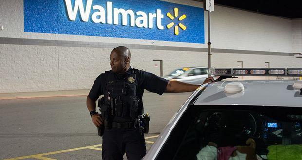 Walmart Arrests