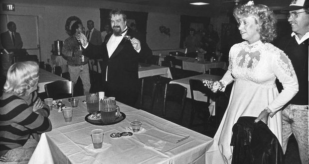 Undercover Wedding