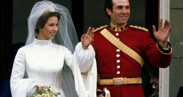 Princess Anne's Marriage
