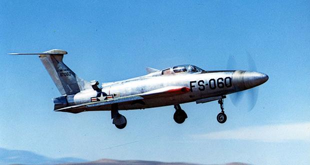 XF-84H Thunderstreak
