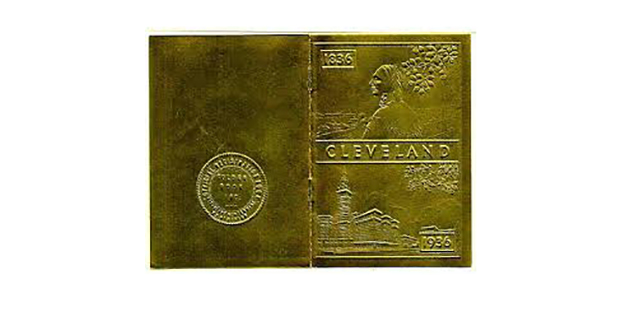 The Golden Book of Cleveland