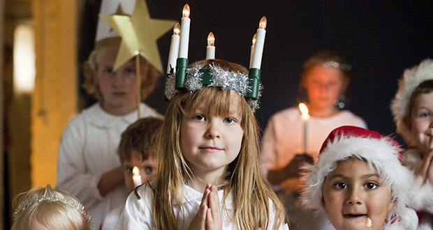 Saint Lucy's Day