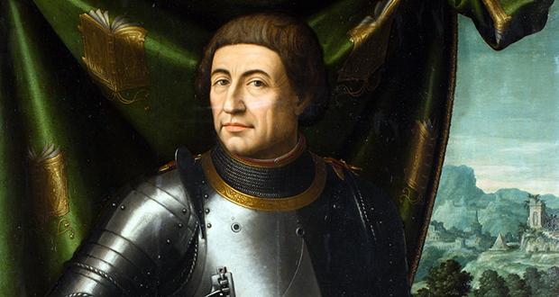 Aragon king