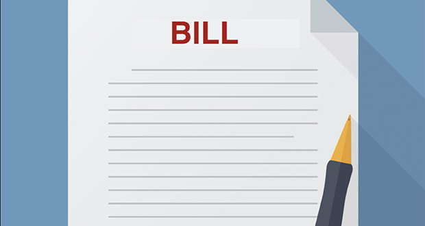 President expense bill