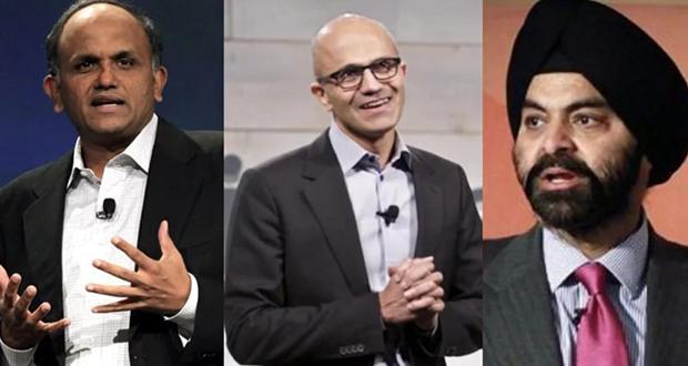 Indian CEOs