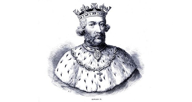 King Edward II of England