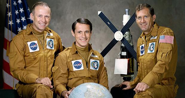 Astronaut strike