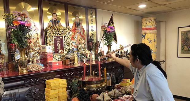 Rabbit temple