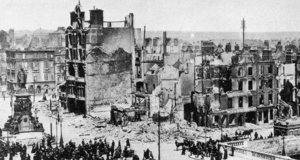1916 Dublin Rising